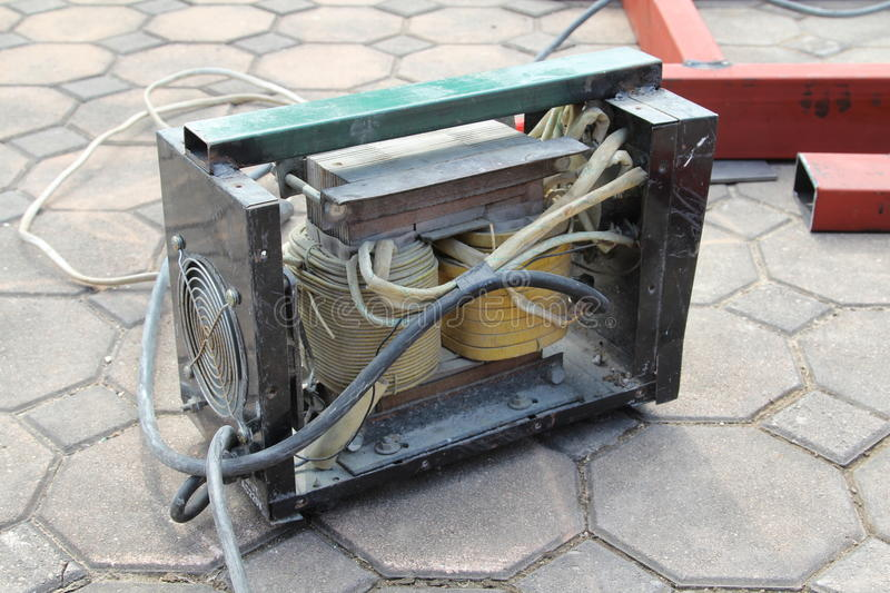 how to use welding machine
