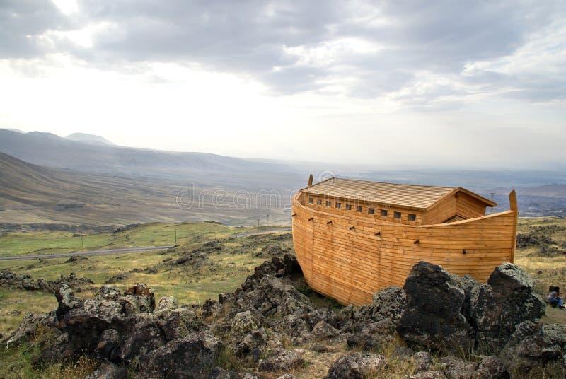 Arca del Noah fotografie stock