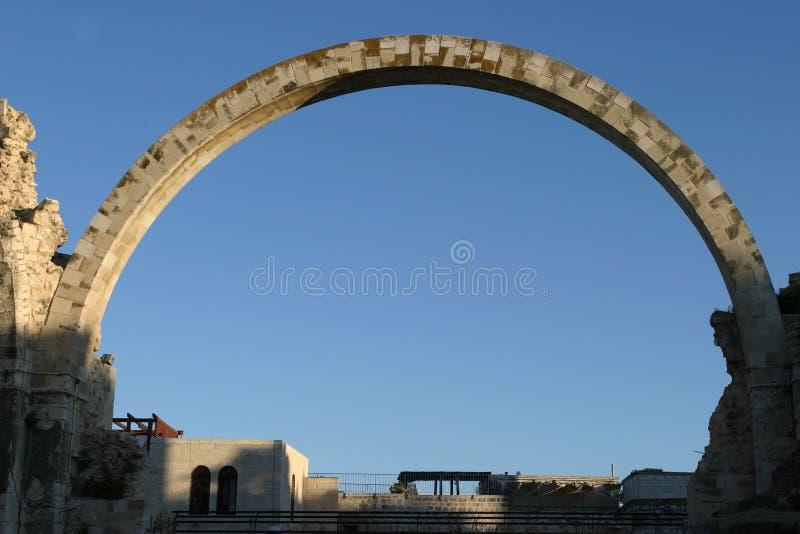Arca di Gerusalemme di david fotografie stock