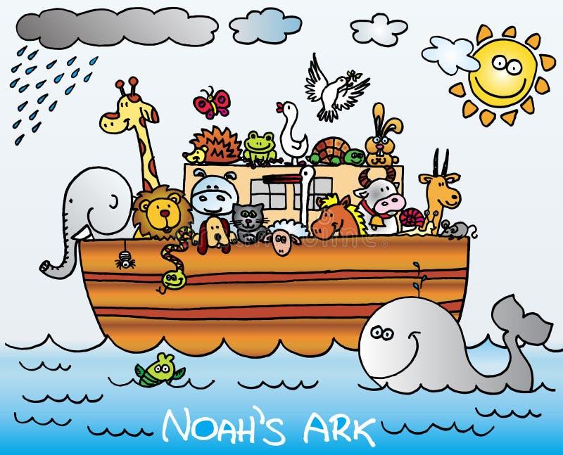 Arca di Noahs fotografia stock libera da diritti