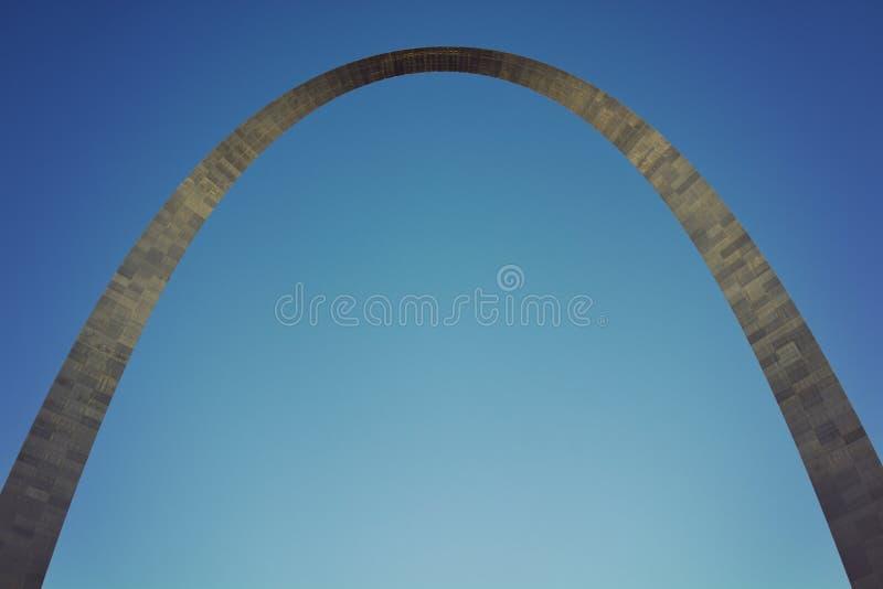 Arcada de St. Louis fotos de archivo libres de regalías