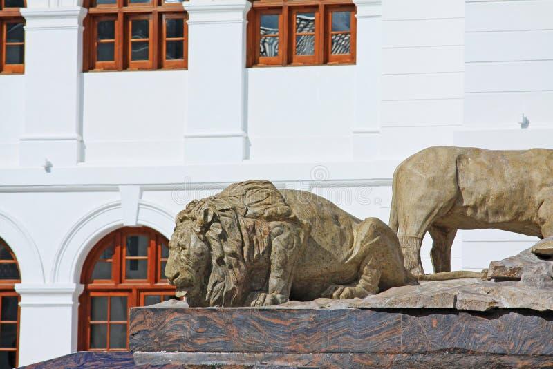 Arcade Independence Square, Colombo Sri Lanka stockbild
