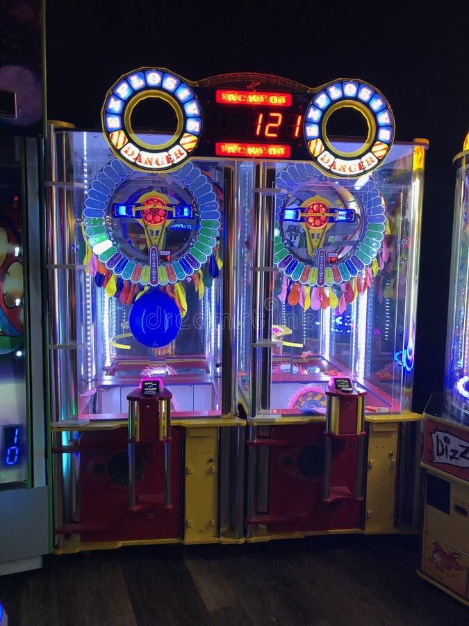 Arcade Video Games stockbilder