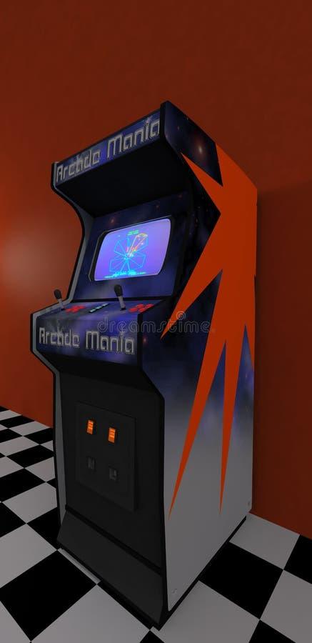 Arcade visuelle 2 illustration libre de droits