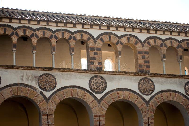 Arcades του καθεδρικού ναού στοκ εικόνες με δικαίωμα ελεύθερης χρήσης