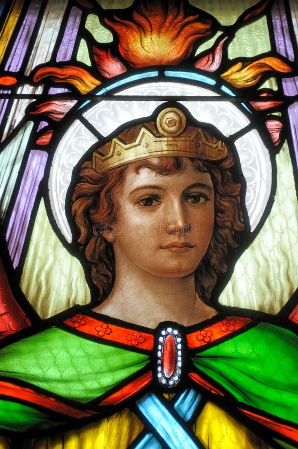 arcangelo fotografia stock