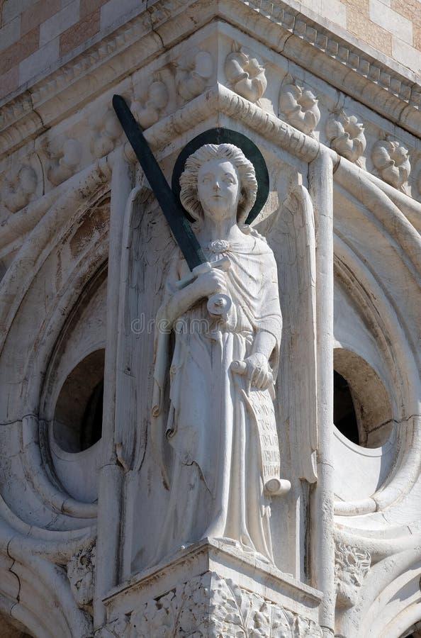 Arcangelo Michael immagini stock libere da diritti