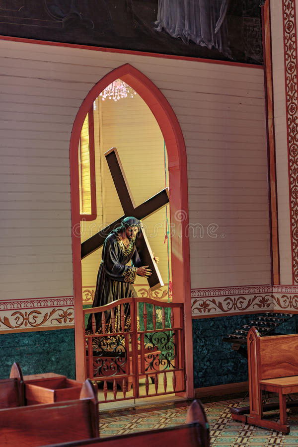 Arcanjo Gabriel Church imagem de stock royalty free