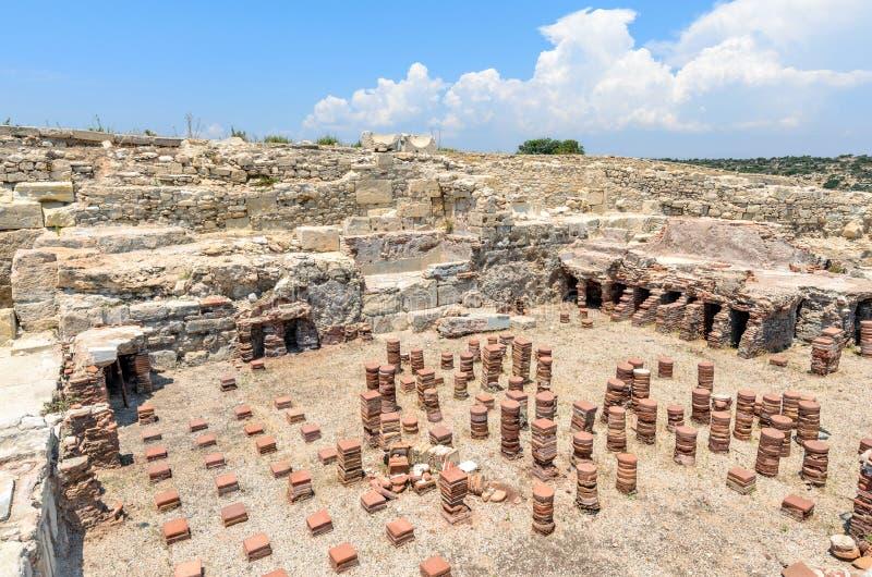 Archäologisches Museum in Zypern lizenzfreie stockbilder