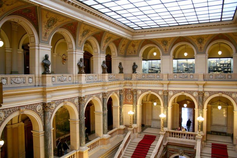 Arché dipinti del museo nazionale fotografia stock libera da diritti