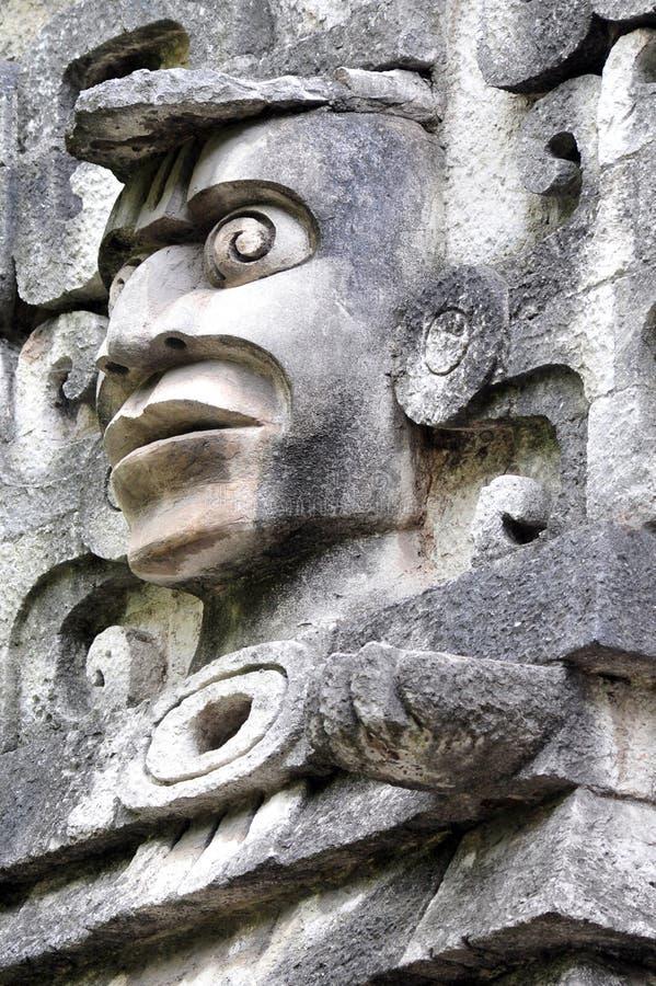 Archéologie mexicaine photos libres de droits