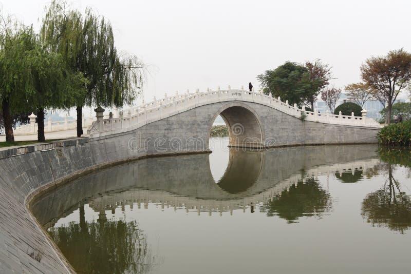 Download Arch bridge stock photo. Image of east, friend, curve - 16879916