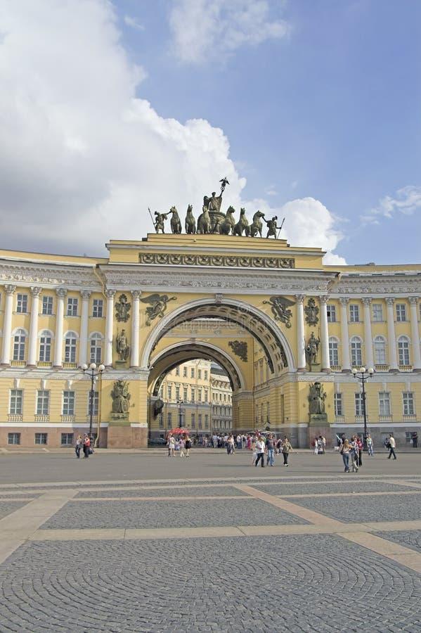arch budynku. obraz stock