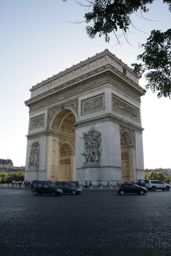Arch de Triumph lizenzfreies stockfoto