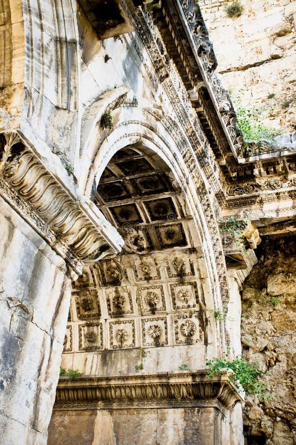 arch romana fotografia stock