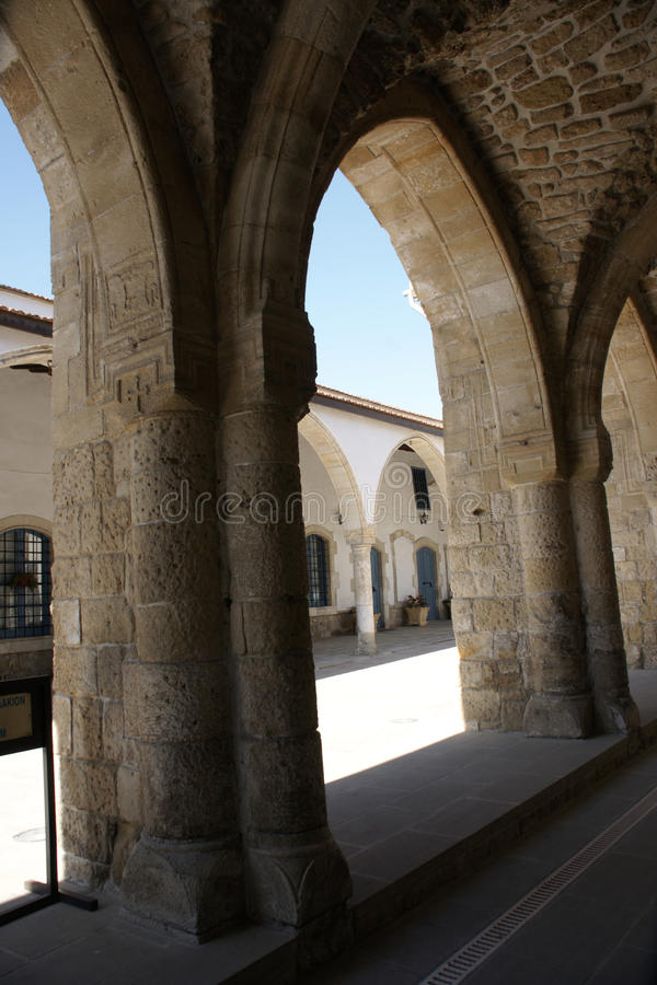 Download Arch In St Lazarus Church Royalty Free Stock Photos - Image: 9458258