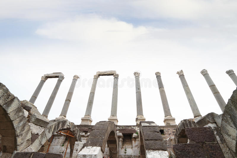 Download Archaeological Site In Izmir, Turkey Stock Image - Image: 31305993