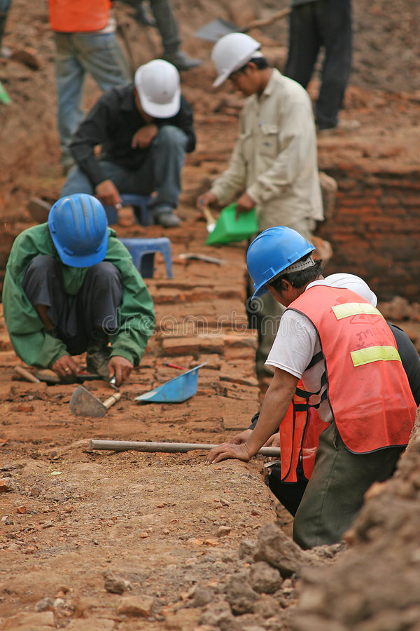 Free Archaeological Work Stock Photo - 2252520