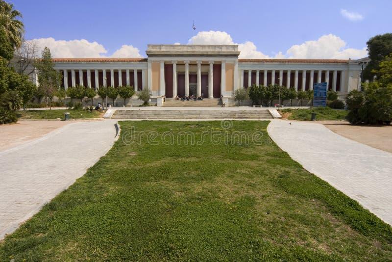archaeologicalmuseum obywatel fotografia stock