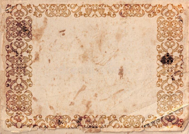 Archaic frame