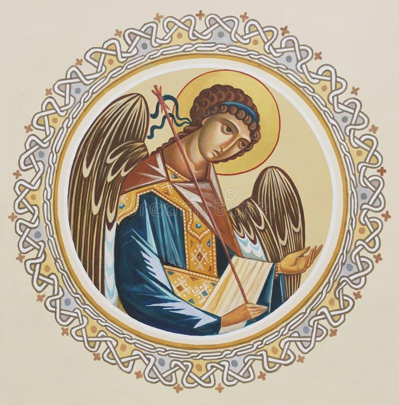 Archangel Майкл стоковое фото
