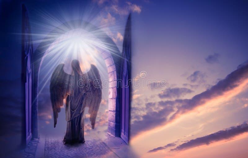 Archangel foto de stock royalty free