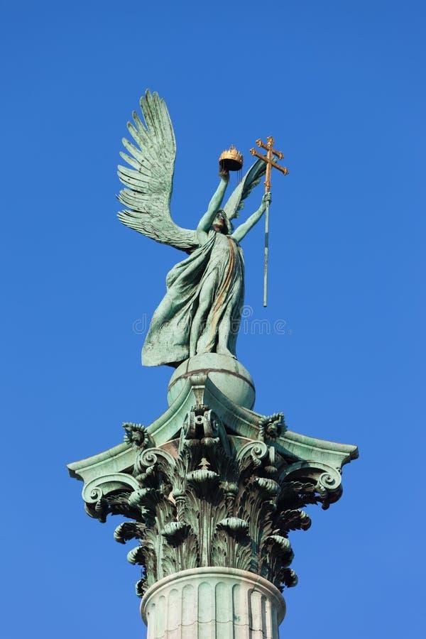 archangel gabriel стоковая фотография rf