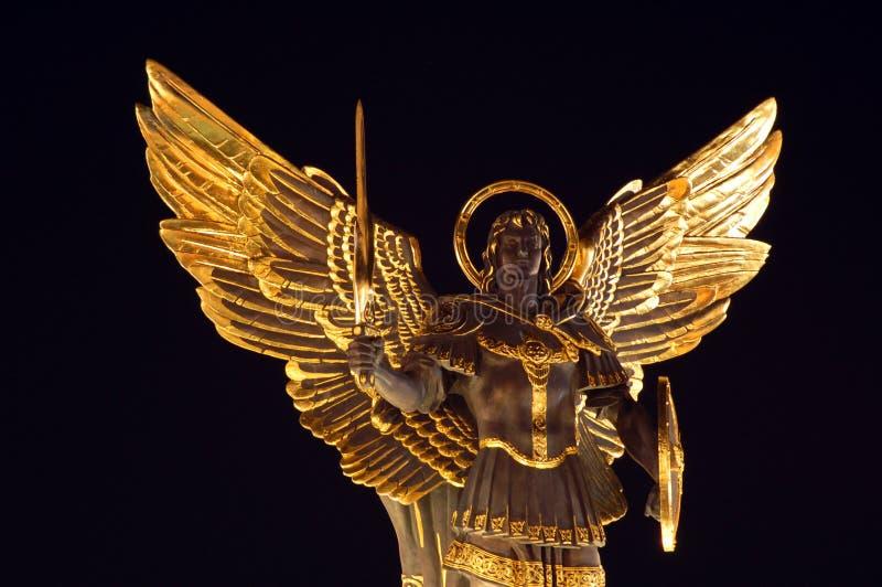 Archangel Michael fotografia de stock royalty free