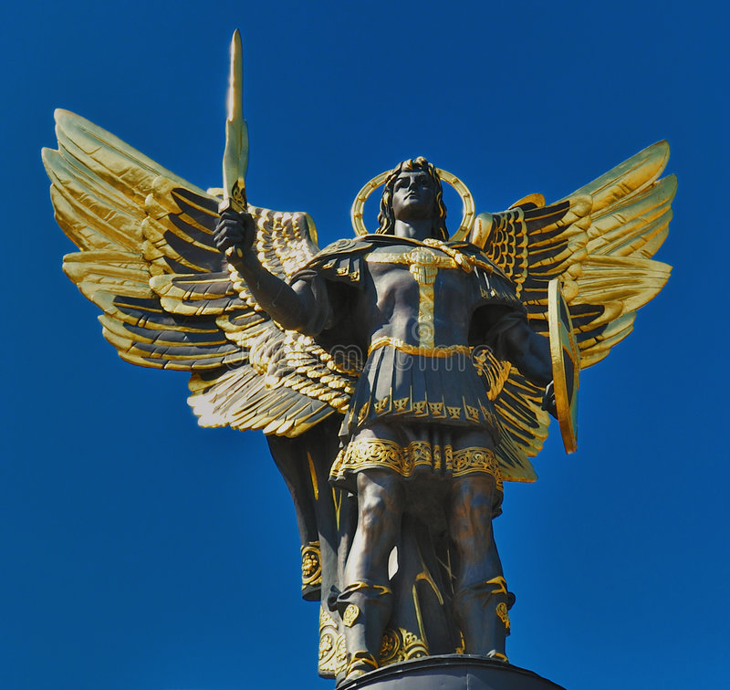 archangel michael стоковые фото