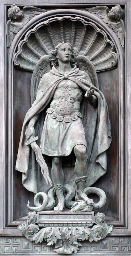 archangel michael стоковые изображения rf