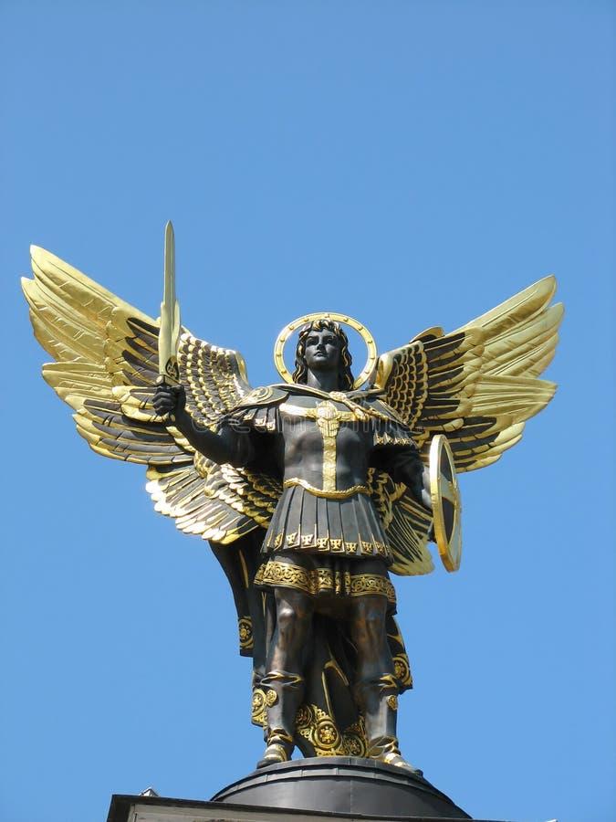 archangel michael стоковое изображение