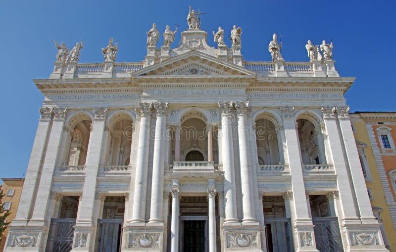 archbasilica John lateran papieski st zdjęcia stock