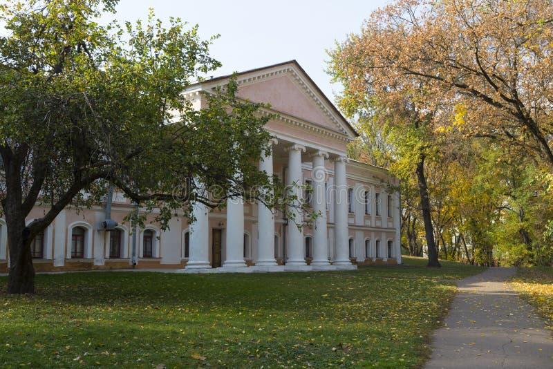 Archbishop ` s siedziba Chernihiv Chernigov miasto Ukraina obrazy stock