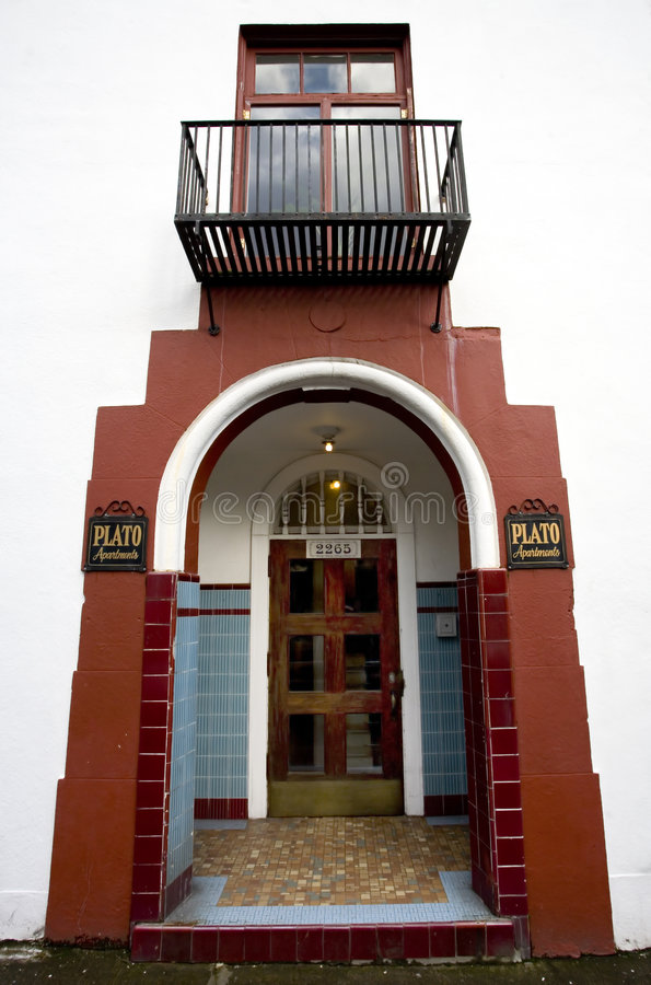 Download Arched Doorway Stock Photos - Image: 2001703