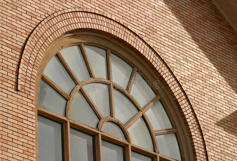Download Arched Window stock image. Image of architectural, home - 107903