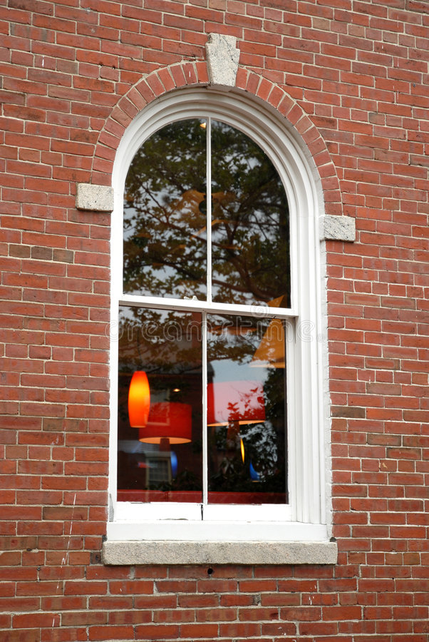 Download Arched Window stock photo. Image of unusual, sills, decor - 817996