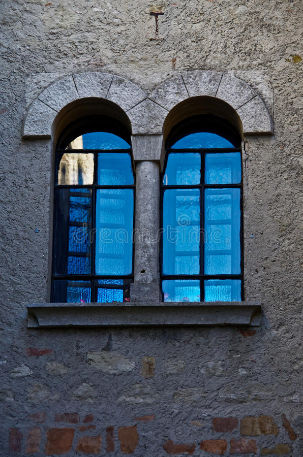 Download Arched Windows Turquoise Reflection Stock Photo - Image: 22005680