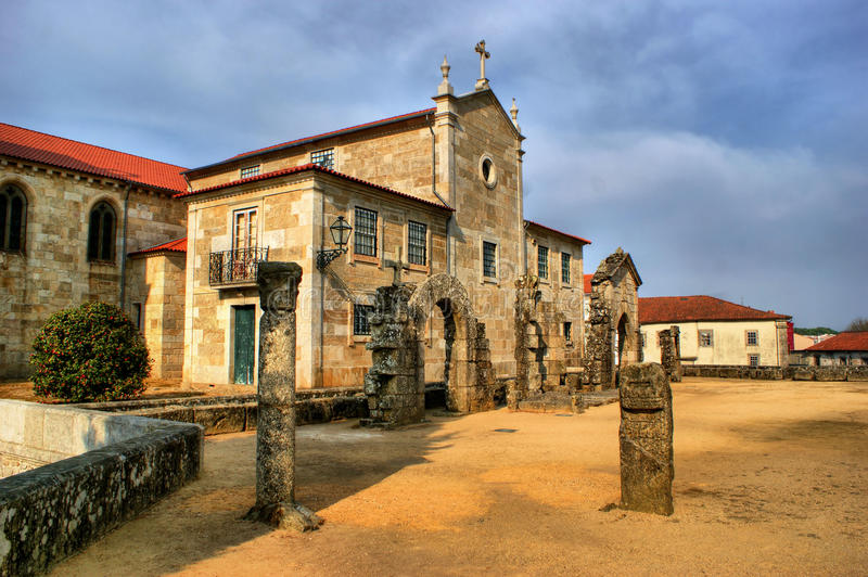 Download Archeological Museum In Barcelos Stock Photo - Image of monument, outdoor: 58758580