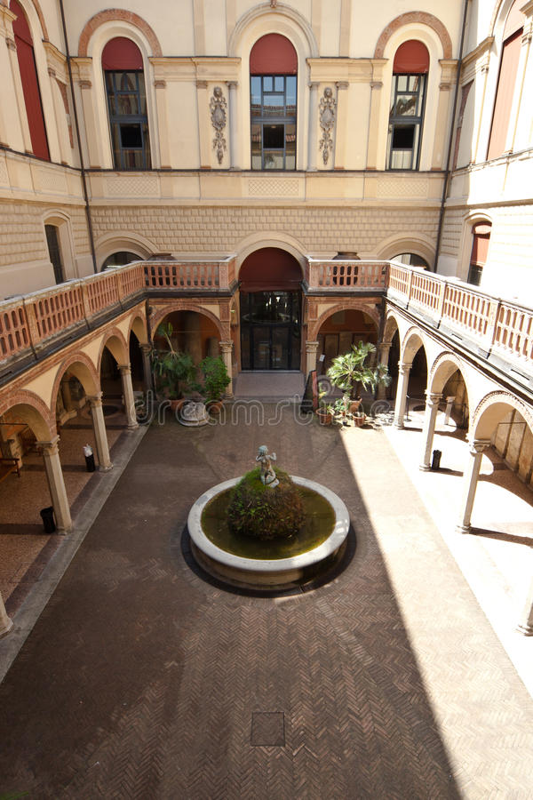 Free Archeological Museum In Bologna Royalty Free Stock Images - 24710039