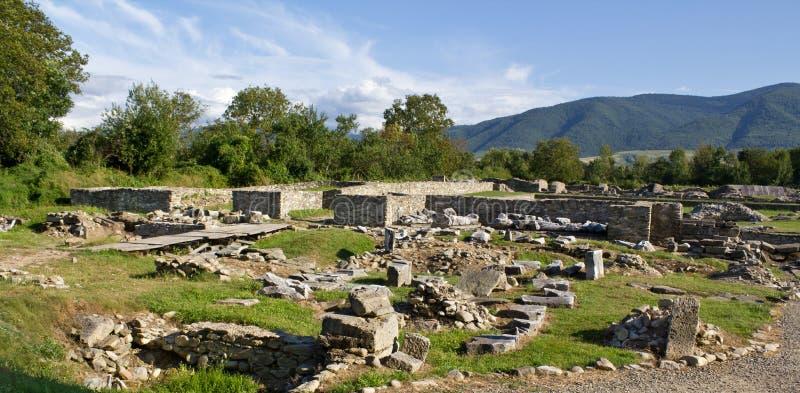 Download Archeological Site-Sarmizegetusa Stock Images - Image: 20850664