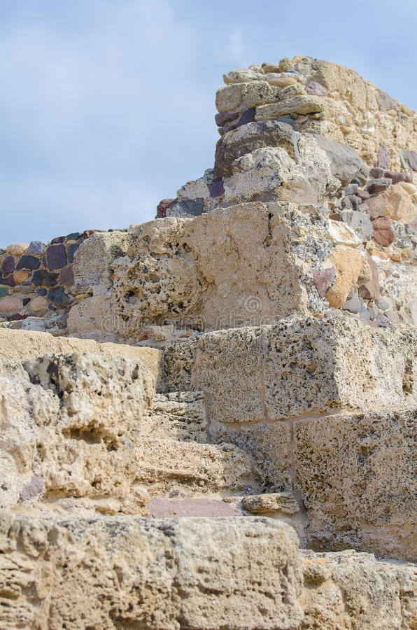 Archeologiczne ekskawacje obrazy stock
