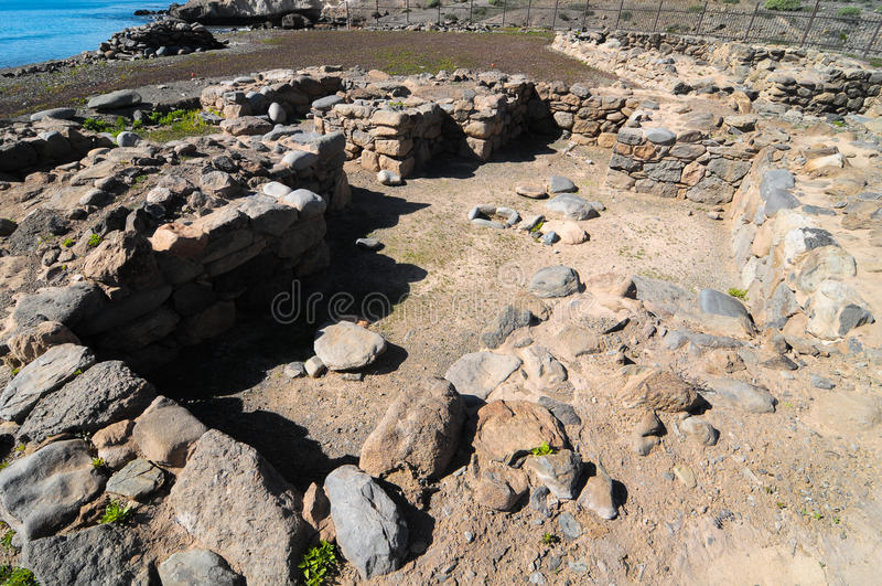 Download Archeology Site In Canary Islands Stock Photo - Image: 38152820