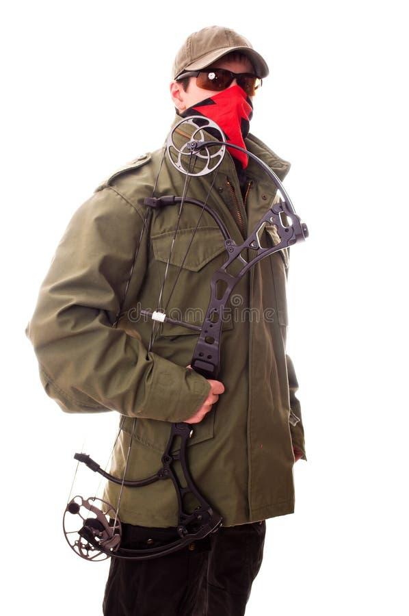 Archer immagine stock