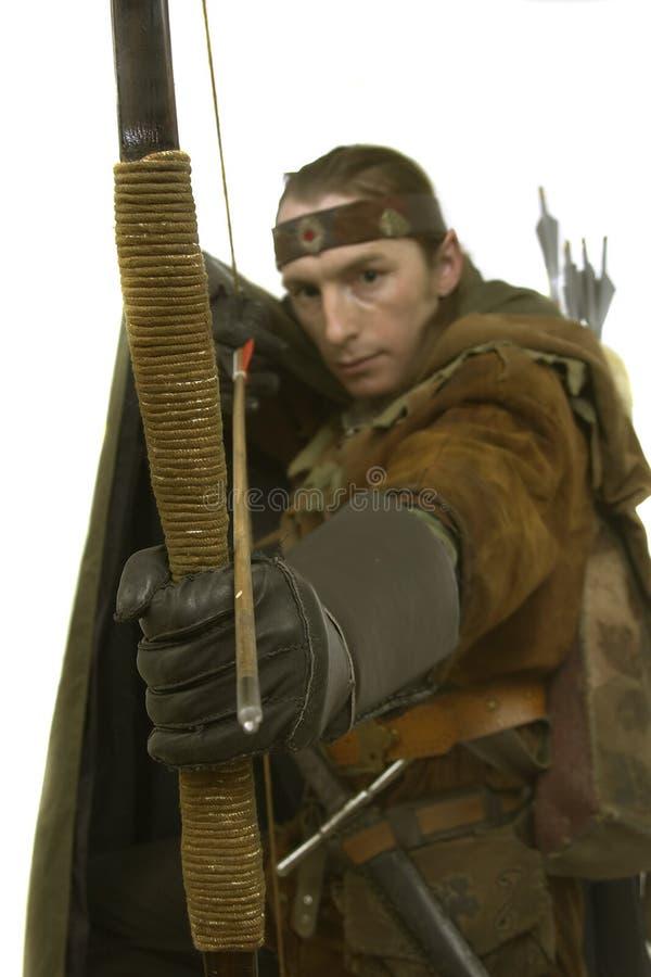 Archer imagen de archivo libre de regalías