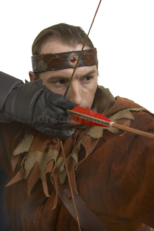 Archer photo libre de droits