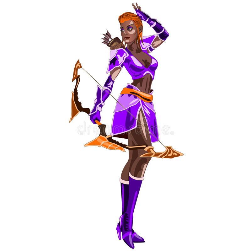 archer libre illustration