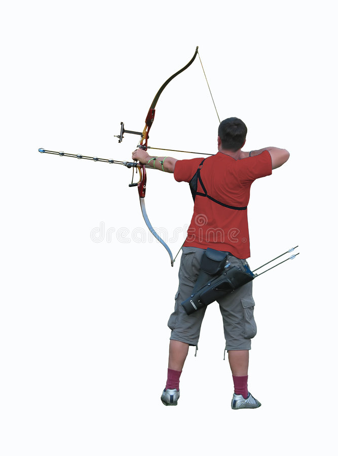 Archer stock images