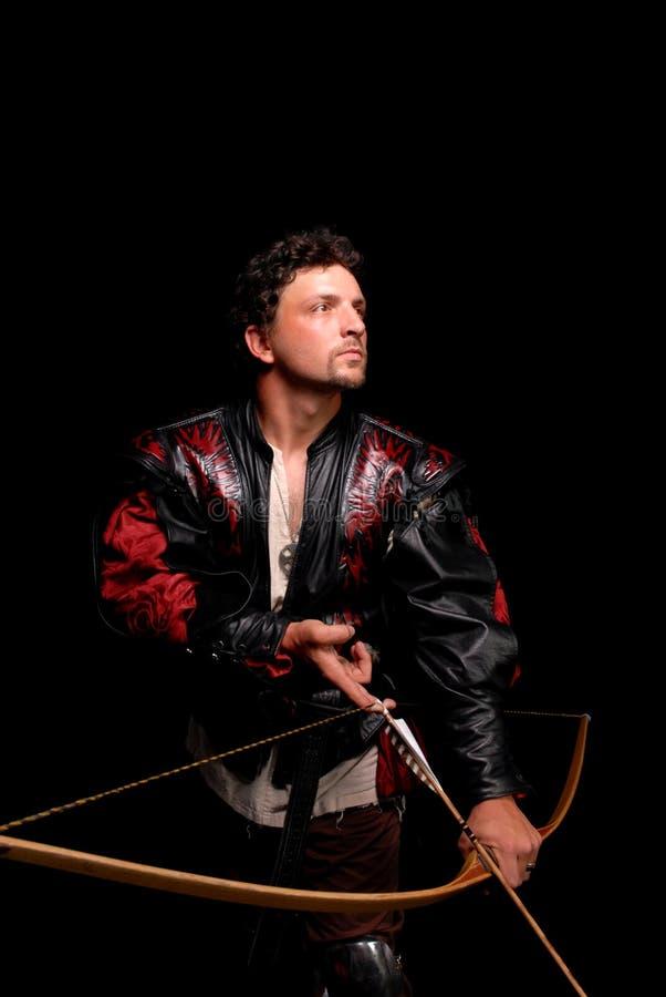 Archer il cacciatore immagine stock libera da diritti