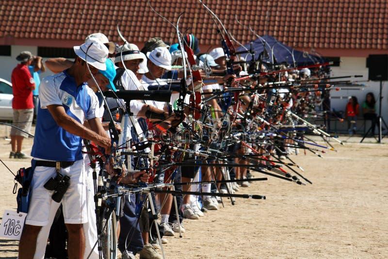 Archers photos stock