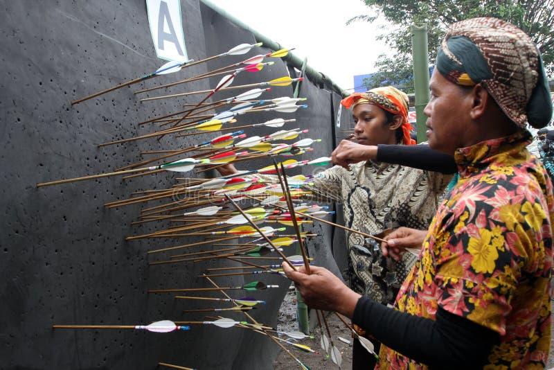 archers photos libres de droits